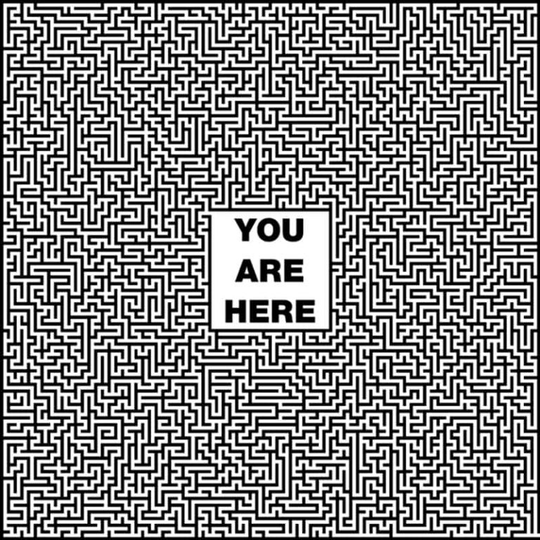 Maze Puzzles for Adults – Collection of Challenging Mazes for Adults