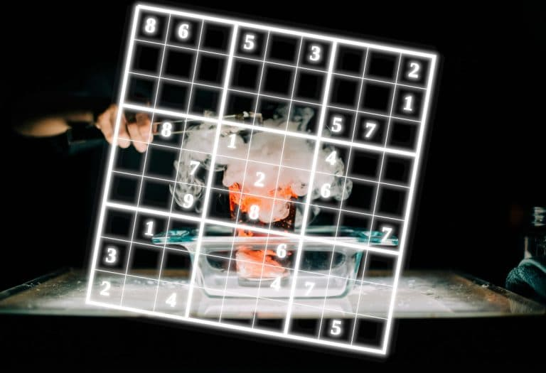 The Science of Sudoku